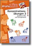 Konzentrations-Übungen 2