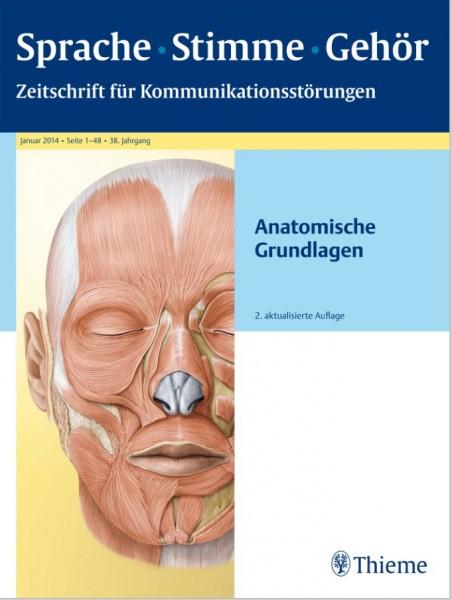 Sprache - Stimme - Gehör - Anatomische Grundlagen