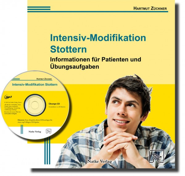 Intensiv-Modifikation Stottern: Patientenpaket