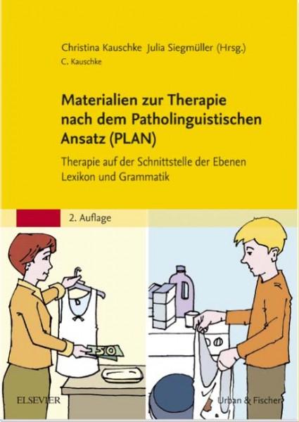 PLAN Schnittstelle der Ebenen Lexikon und Grammatik Patholinguistischer Ansatz Handbuch