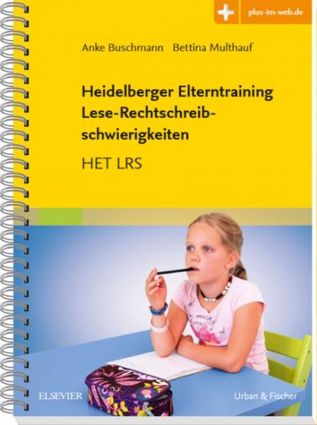 Heidelberger Elterntraining Lese-Rechtschreibschwierigkeiten
