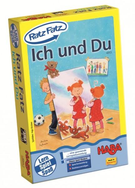 Ratz Fatz - Ich und Du