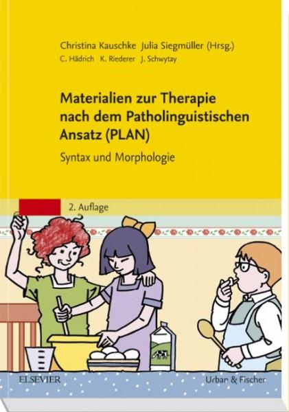 PLAN Syntax und Morphologie Patholinguistischer Ansatz Handbuch