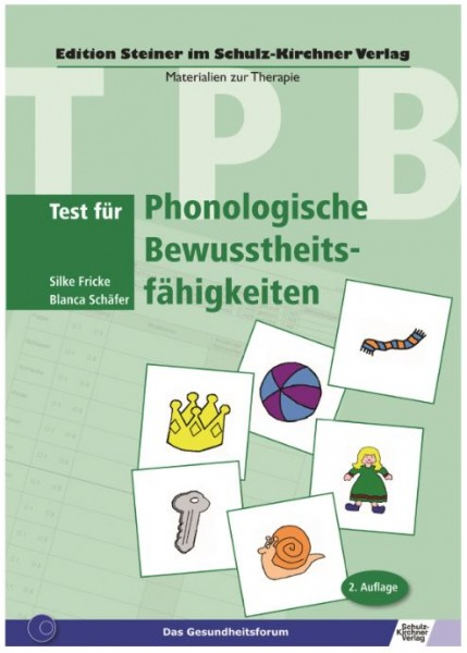Wortschatzüberprüfungsbogen zum TPB Test , 50er Pack