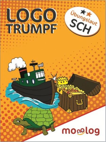 Logotrumpf - Übungslaut SCH