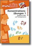 Konzentrations-Übungen 1